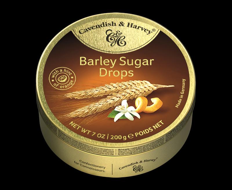 Barley Sugar Drops 200g